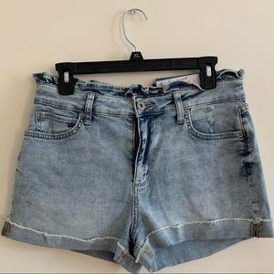 Arizona Jean Co Shortie Shorts Size 13